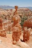 Hammare Bryce Canyon National Park Utah för Thor` s arkivbild