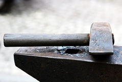 Hammer. Close up stock images