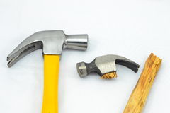 Hammer. Royalty Free Stock Photography