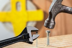 Hammer Stock Photography