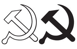Free Hammer And Sickle Stock Images - 31877614