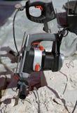 Hammer drills Stock Photography