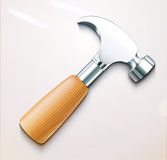 Hammer icon Royalty Free Stock Photography