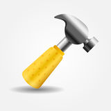 Hammer icon vector illustration Royalty Free Stock Image