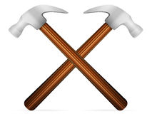 Hammer icon Royalty Free Stock Photos