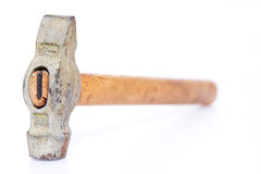 Hammer isolated Royalty Free Stock Image