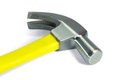 Hammer isolated on white Stock Image