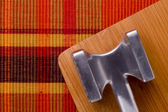 Hammer for meat Stock Photo