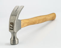 Hammer with metal head Stock Image