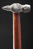 Hammer old. Isolated Royalty Free Stock Photo