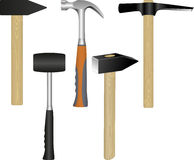 Hammer Royalty Free Stock Photography