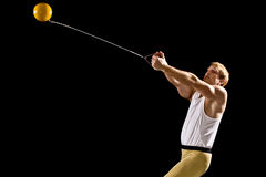 Hammer Throw Stock Photos