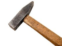 Hammer tool Stock Photography