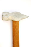 Hammer - tools #4. On white background royalty free stock image