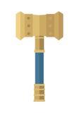 Hammer von Thor stock abbildung