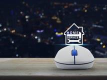 Home service concept Stock Photo