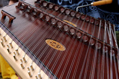 Hammered Dulcimer Royalty Free Stock Image