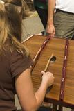 Hammered dulcimer Stock Image