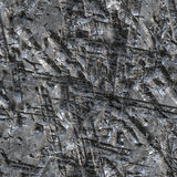 Hammered surface Stock Photo