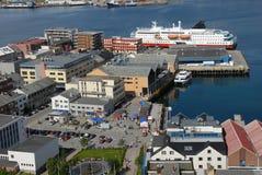 Hammerfest Imagen de archivo libre de regalías