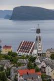 Hammerfest Stockbild