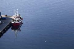 Hammerfest pontoon Royalty Free Stock Image