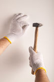 Hammering Stock Photos