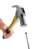 hammerlock zdjęcie stock