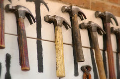 Hammers Royalty Free Stock Image