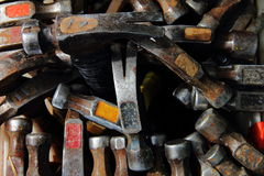 Hammers Royalty Free Stock Photography