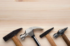 Free Hammers Background Stock Photography - 26172272