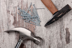 Hammers Stock Photography