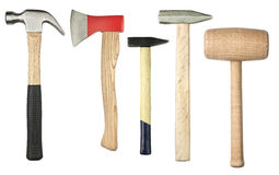 Hammers Royalty Free Stock Images