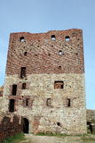 Hammershus ruins Royalty Free Stock Photos