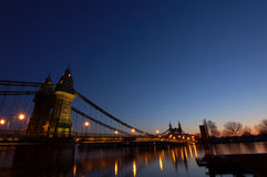 Hammersmith Bridge Stock Photography