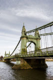 Hammersmith Bridge, London, UK Stock Photos