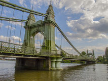 Hammersmith bridge Royalty Free Stock Photo