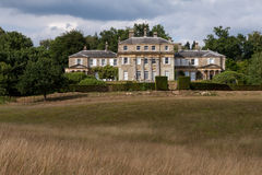 HAMMERWOOD, SUSSEX/UK - JULY 23 : View of Hammerwood Park House Royalty Free Stock Photography