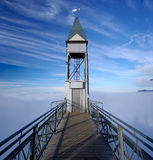 Hammetschwand Lift Stock Photography