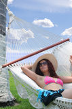 Hammock Royalty Free Stock Photos