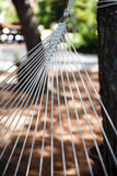 Hammock close-up Stock Photo