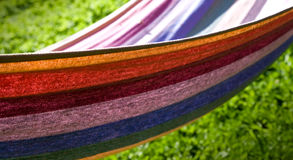 Hammock colorido foto de stock royalty free