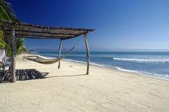 Hammock della spiaggia fotografie stock