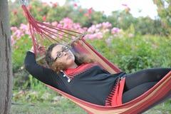 Hammock Dreams Royalty Free Stock Image