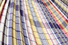 Hammock fabric Royalty Free Stock Photos