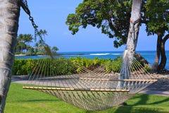 Hammock Hawaii Royalty Free Stock Photo