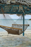 Hammock, Hut, & Beach Stock Photos