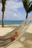 Hammock Relax Stock Photos