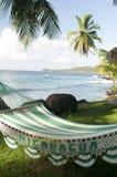 Hammock resort Corn Island Nicaragua Caribbean Royalty Free Stock Photos