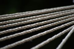 Hammock string Stock Photos